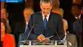 видео Церемония открытия Олимпиады в Сочи 2014  Версия без комментариев