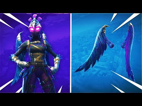20 Best DARK WINGS Skin COMBINATIONS! (New Best Backbling)