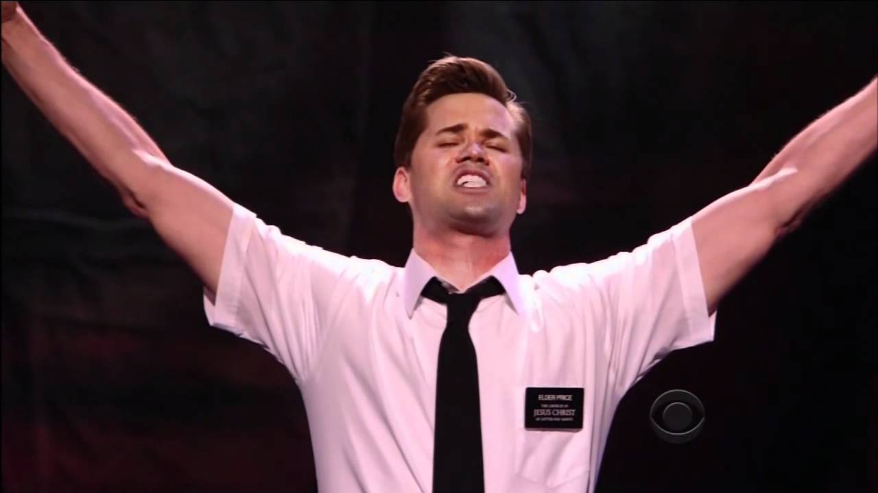 I Believe From The Book Of Mormon Musical On The 65th Tony Awards Youtube