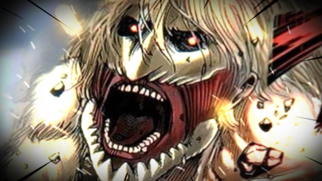 LE NOUVEAU TITAN PRIMORDIAL DÉVOILÉ ET LA MORT DU DERNIER SOLDAT ! SHINGEKI NO KYOJIN 129 REVIEW