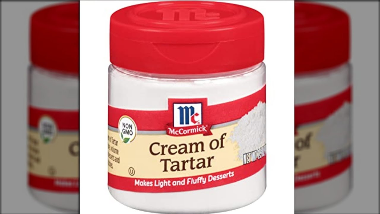 What Is Cream Of Tartar Really Youtube