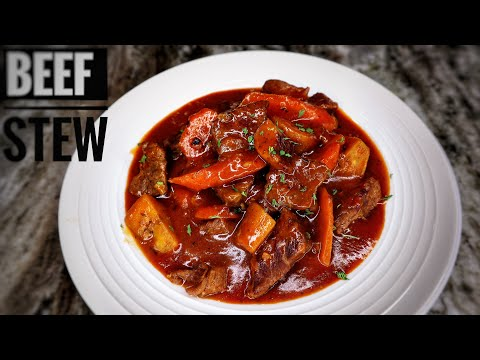 Easy Mouth Watering Beef Stew Recipe