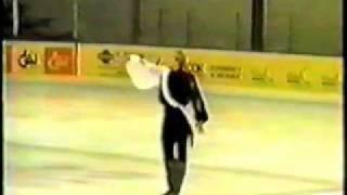 Evgeni Plushenko - The Nutcracker (2000 Jaca summer camp EX)