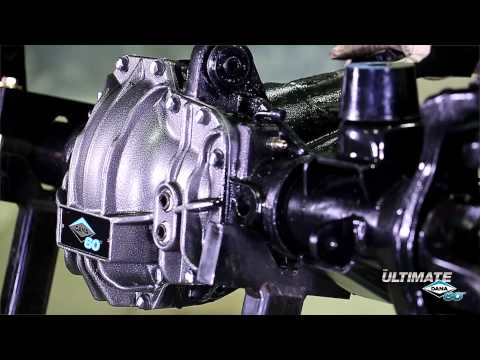 Ultimate Dana 60 Axle Installation