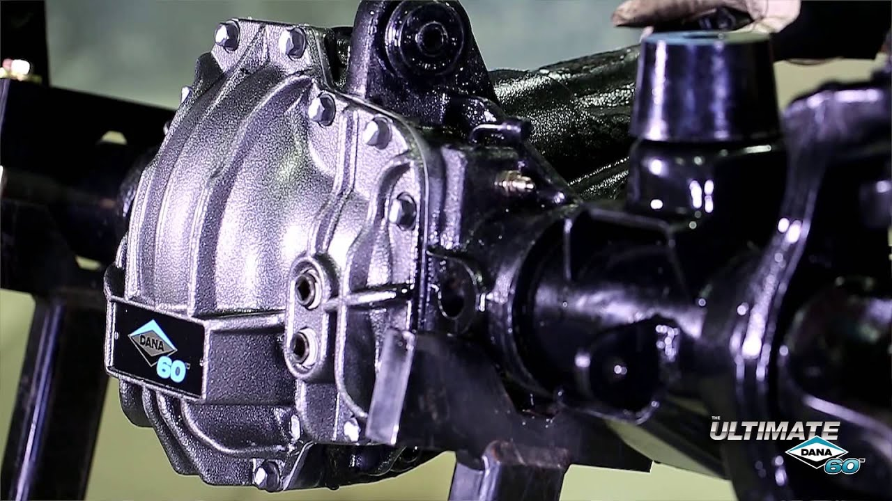 Ultimate Dana 60™ Axle Installation   Spicer Parts