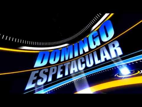 Vinheta Domingo Espetacular GRAFISMO HD