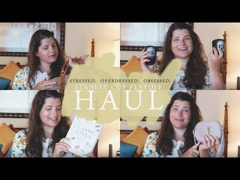 Luxury Playoffs  Haul! (ft. YSL, Lilly Pulitzer, & Celine!) | Bright Young Prep