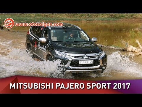 Đánh giá Mitsubishi Pajero Sport 2017: Tiền nào của nấy
