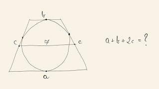 Poziom rozszerzony  - zadanie 5 - oblicz obwód trapezu