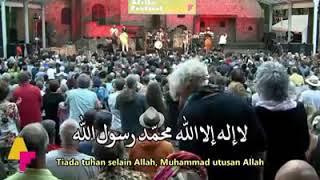 Gambar cover Lagu rege islamic Sebe Allah (Allah Maha Kuasa) lirik & terjemahan