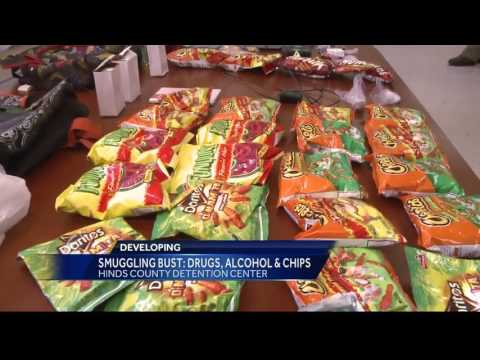 Hinds County inmates busted for contraband