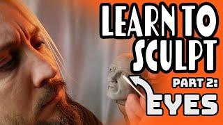 Sculpey 101 Class 2 (Eyes)