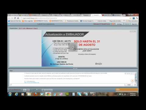 EVOLV Novedades Agosto 2012 PERU COLOMBIA MEXICO CHILE y pronto ECUADOR