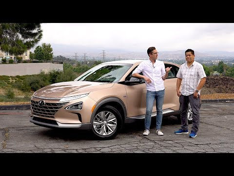 Hyundai Kona Electric and Nexo Hydrogen review