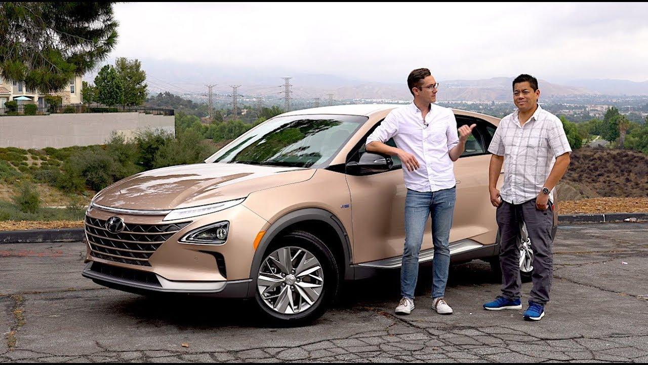 Hyundai Kona Electric And Nexo Hydrogen Review Youtube