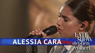 Alessia Cara Performs
