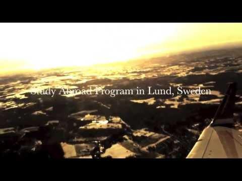 Study Abroad in Lund Sweden