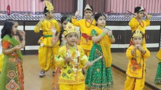 Maiya Yashoda Dance By Kids In Krishna Radha Dress