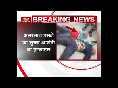 Top Lashkar terrorist Abu Ismail, aide killed in encounter in Kashmir