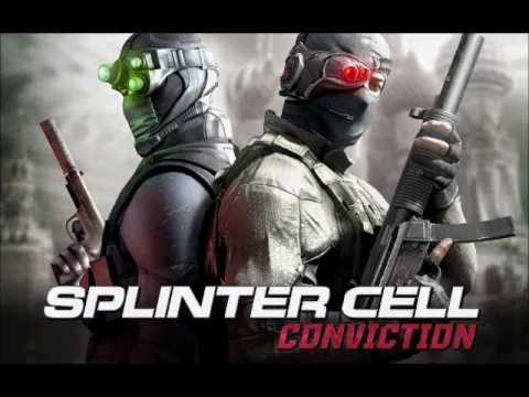 Splinter Cell CONVICTION Theme Song