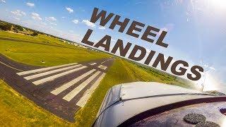 Forward Slips & Wheel Landings - Tailwheel Training: Part 2
