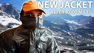 Nunatak PCT Ultralight Synthetic Jacket - scientific first impression thumbnail