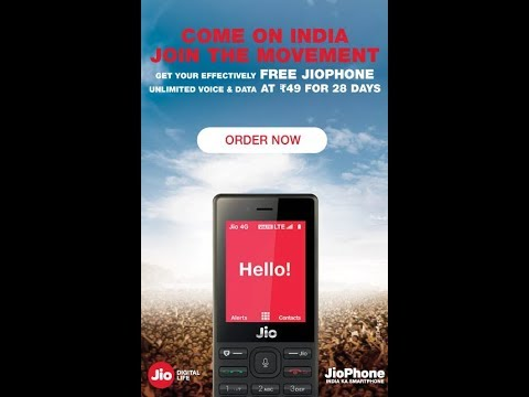 FREE JIO PHONE NEWS IS THAT TRUE.....!!!!!! 😑