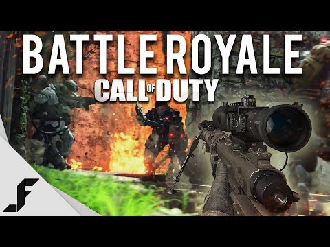 Call of Duty gets a Battle Royale - Multiplayer Gameplay details!