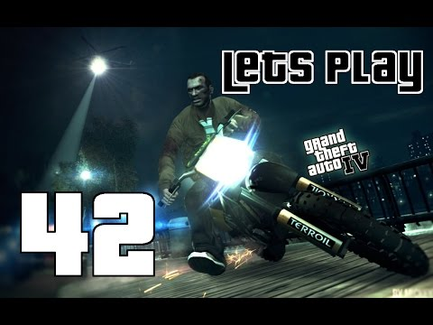 Rauf auf's Boot! [#42] Let's Play Grand Theft Auto IV