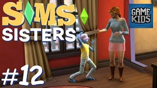 Team Nina Vs Team Karen - Sims Sisters Episode 12