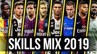 Ultimate Football Skills Mix 2019 ● Neymar, Ronaldo, Messi, Mbappé, Hazard, Zaha ● HD