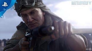 Battlefield 5 - Single Player Trailer | PS4