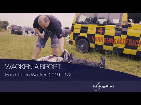 Road Trip to Wacken 1/2 | Wacken Airport