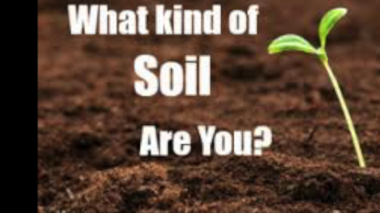 Deacon joe meyer what kind of soil are you youtube for Where do we find soil