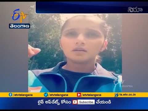 Tennis Star Sania Mirza Alerts People | Precautions For Coronavirus Infection