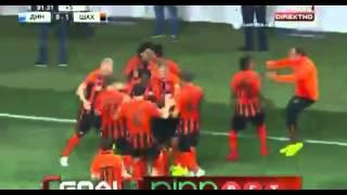 Динамо 0:2 Шахтер - Все голы 14.07.2015