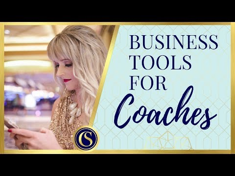 BUSINESS TOOLS FOR COACHES - MY FAVORITE SYSTEMS