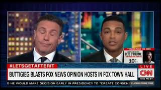 Don Lemon: 2020 Dems Are Making the 'Same Mistake' as Hillary Clinton By Not Going on Fox News