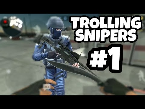 Critical Ops - Trolling: Snipers #1