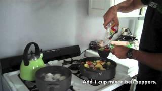 Gts Ground Turkey Spinach Veggies Pinto Beans