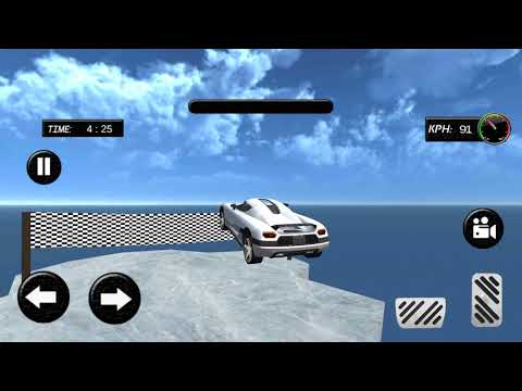 Extreme Jet Car Racing Stunts | Android gameplay