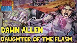 Who is Dawn Allen? Daughter of The Flash Barry Allen
