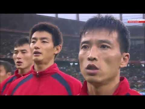 Anthem Of Korea DPR Vs Portugal (FIFA World Cup 2010)