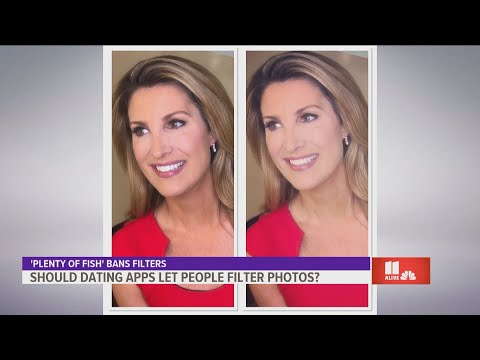 Plenty Of Fish Bans Pictures With Filters On Dating App