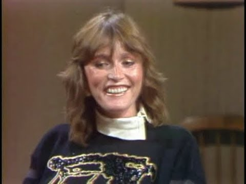 Margot Kidder Collection on Late Night, 198287