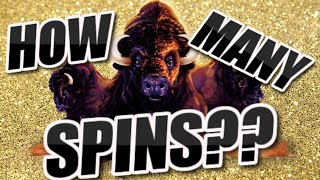 Over 100 Spins!!  Buffalo Grand Slot 2019 * RETRIGGER INSANITY!