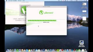 How to download and set-up Utorrent on Mac