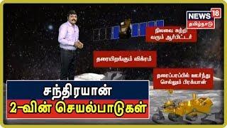 சந்திராயன்-2 சிறப்பு செய்திகள் | Chandrayaan -2 Launch  | ISRO