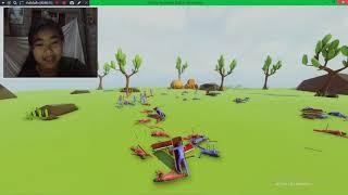 ทำไมมันฆ่ายากแบบนี้!!! |Totally Accurate Battle Simulator|#1
