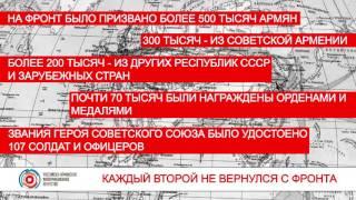Участие армян в Великой Отечественной войне